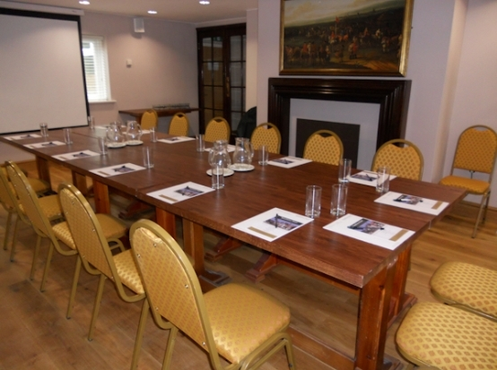 Brambletye Hotel offers conference facilities