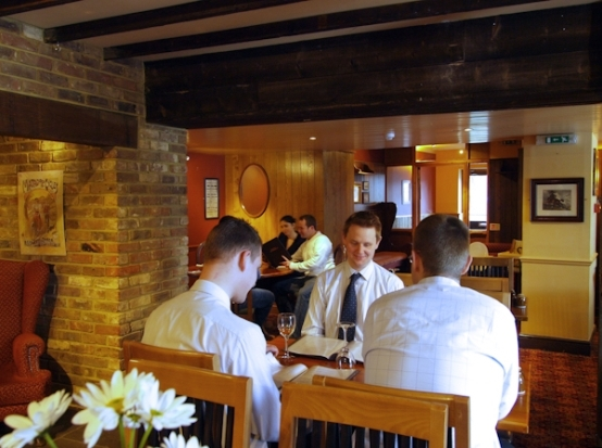 We serve a wide range of food and drink in the Bram Bar and 221 restaurant